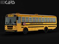Thomas Saf-T-Liner School Bus