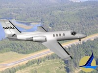 3d scale cessna citation