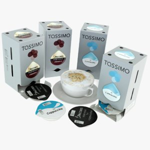 packaging boxes tassimo lw