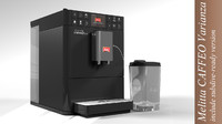 3d coffee machine melitta model