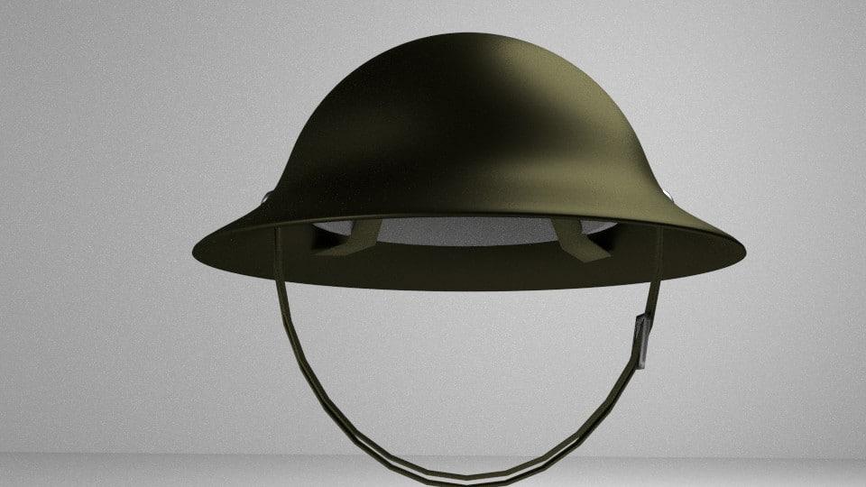 helmet combat classic 3d 3ds