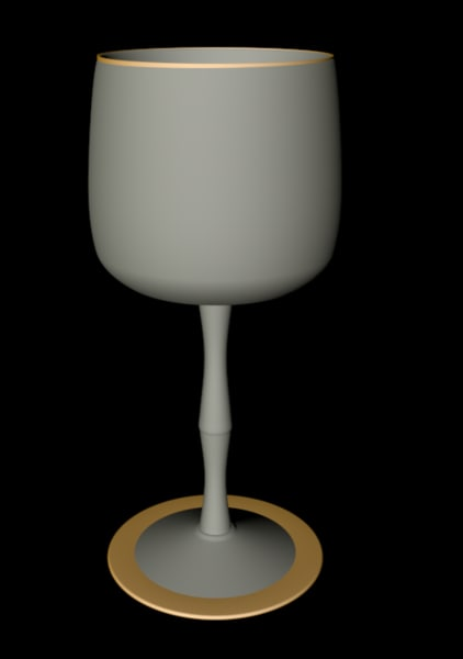 3ds iron goblet