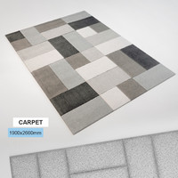 3ds max carpet