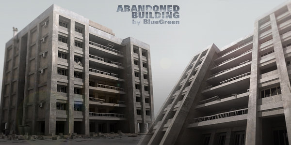 max abandoned building