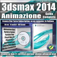 3ds max 2014 Animazione Guida Completa Subscription