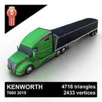 Kenworth T680 2015 Tipper