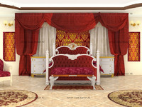 room interior luxury 3d max
