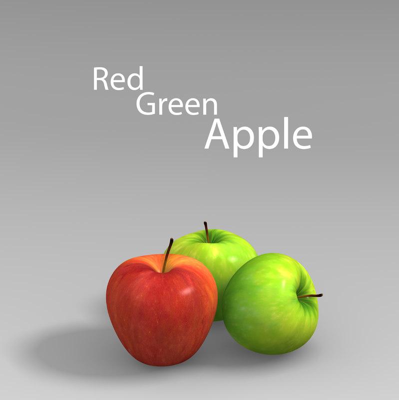 max apple animation