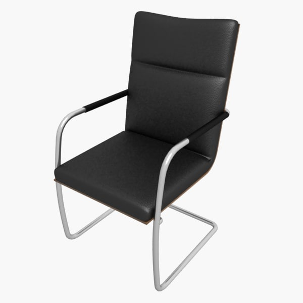 chair architectural 3d model