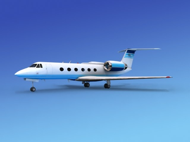 gulfstream executive jets max