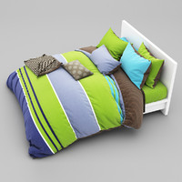 bed 26 3d max