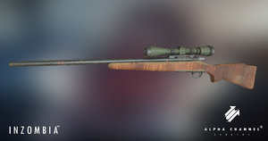 m40 sniper rifle 3ds