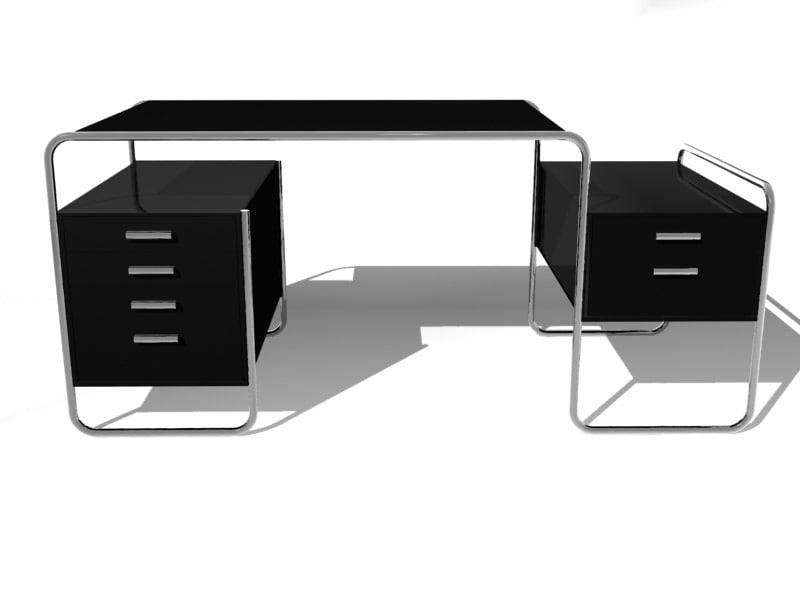s285 desk breuer max