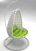 Rattan Hanging Garden swing Chair