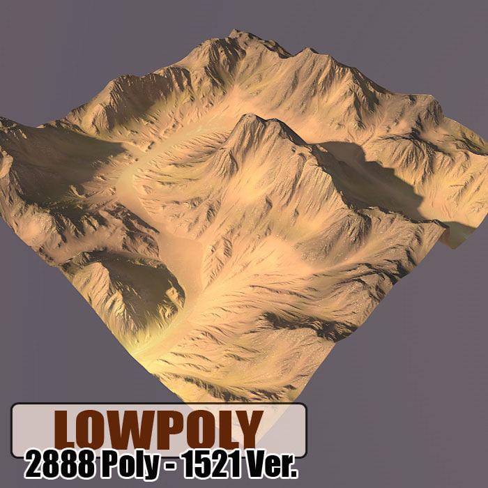 3d terrain games maps