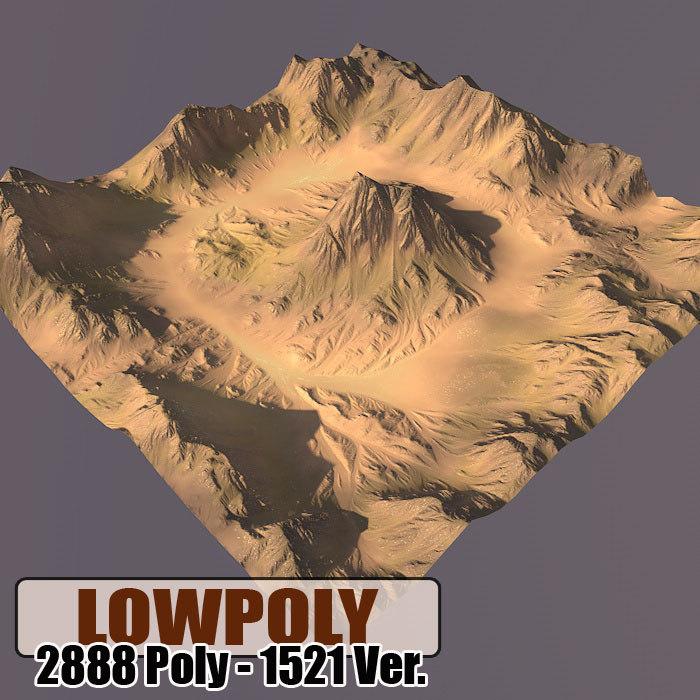 terrain games maps 3ds