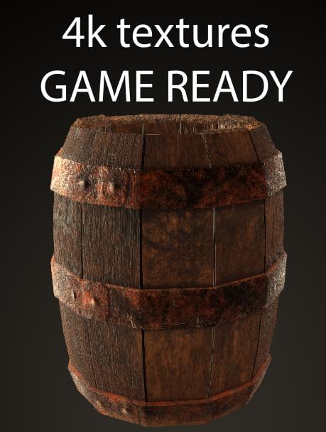 maya old barrel