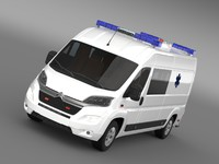 Citroen Jumper Ambulance 2015