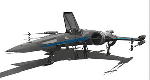 3d max new starfighter episode