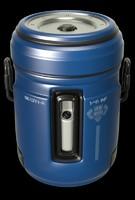 3dsmax sci fi barrel