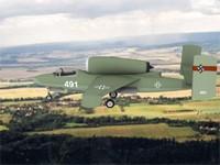 3d fighter jets heinkel 162
