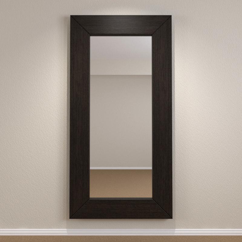 max contemporary mirror wall