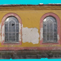 3d model of facade 3