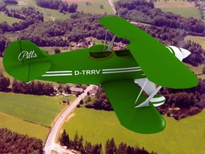 3d propeller pitts special