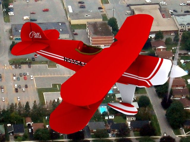 dwg propeller pitts special