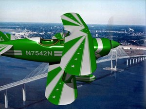 3d model propeller pitts special