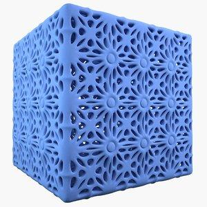 3d max complex shape
