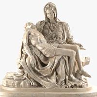 Pieta Michelangelo  Buonarroti