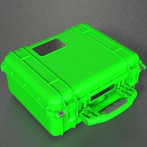 heavy duty case 3d max