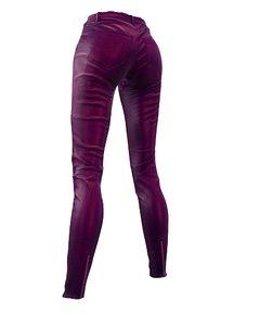 female pants leather max