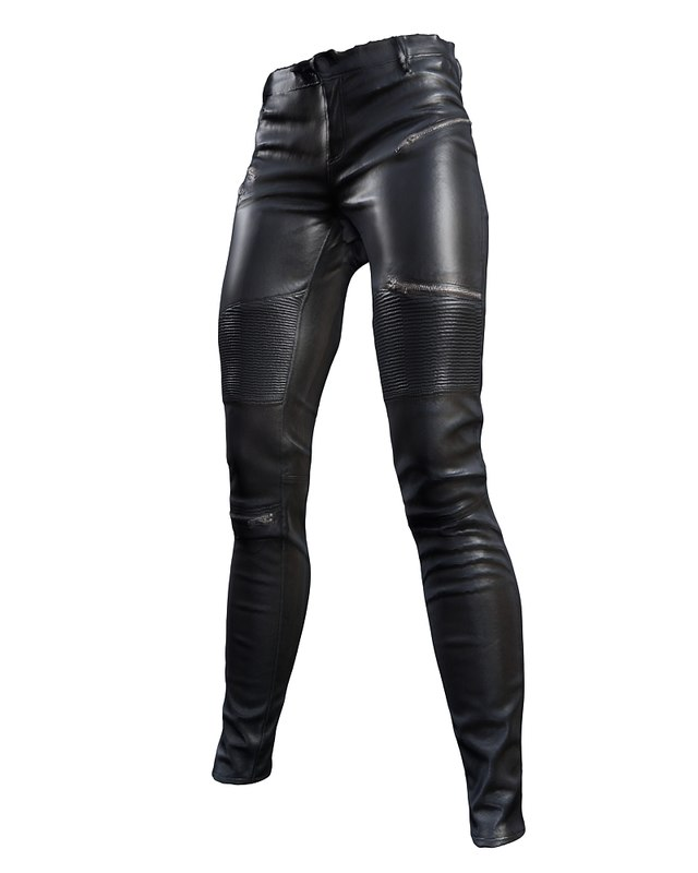 max pants leather