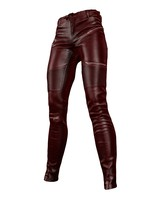 female pants leather ma