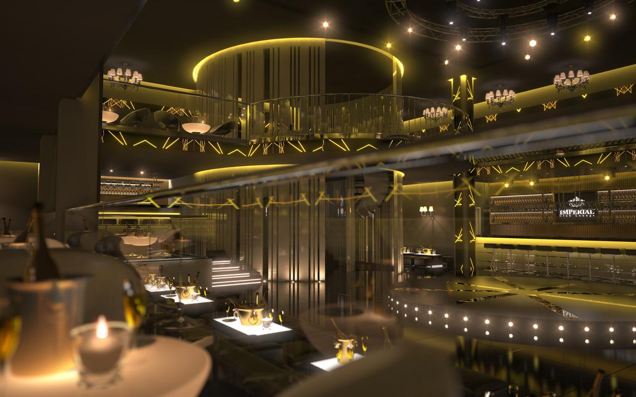 scene club lounge max