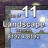 Landscape 11x Textures