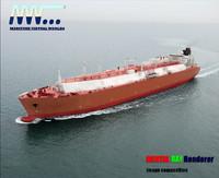 3d max lng ship