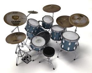 3d drums