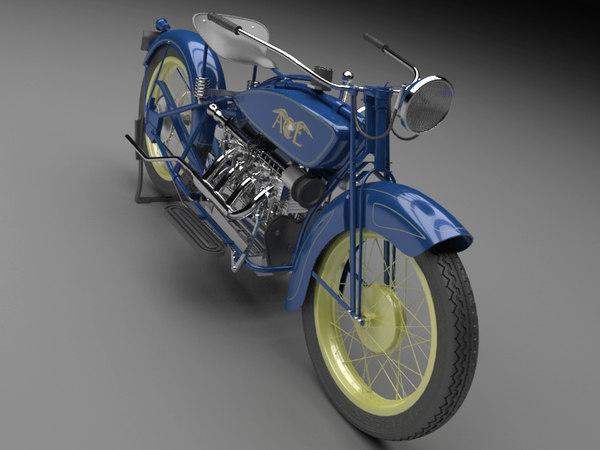 modelled engine 3d max