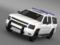 lwo chevrolet suburban z71 police