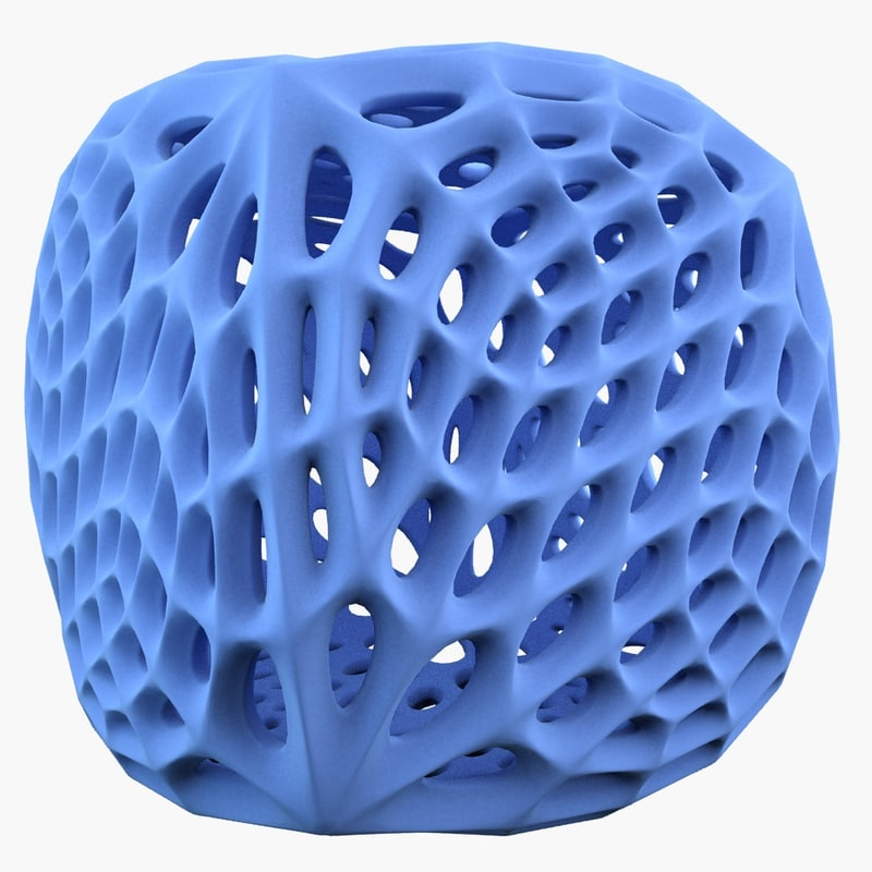 complex shape max