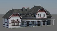 Sourbrodt Station