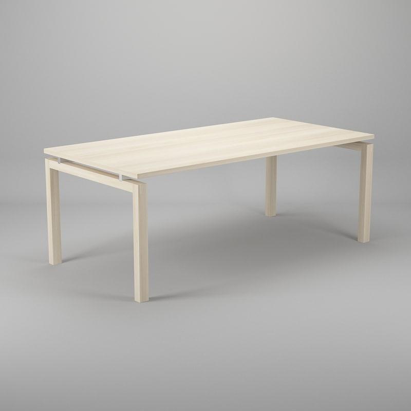 table strand hvass 3d 3ds