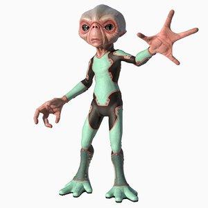 ma suit alien rig