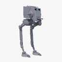 at-st 3D models
