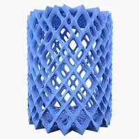 complex shape 3d model