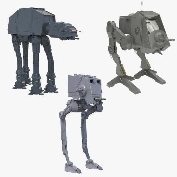 at-at walker 3ds