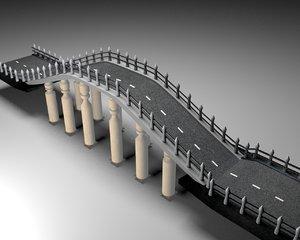 3dsmax bridge modern